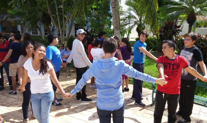 A Special Saturday at St. John's College – Cancun, MEXICO