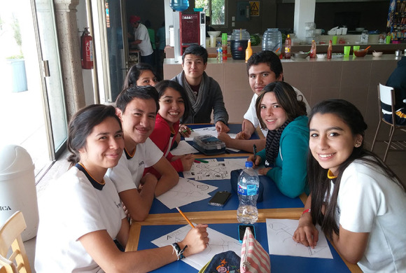 The Power of Teams at St. John's Secondary in Mexico City, MEXICO