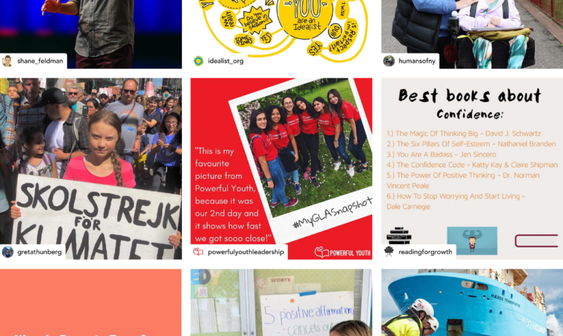 9 Inspiring Instagram Accounts for Teens to Follow