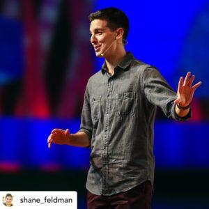 shane feldman count me in inspiring instagram
