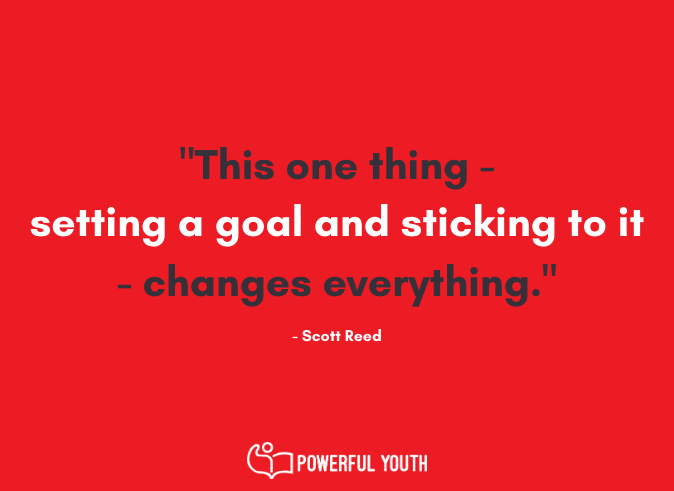 A Beginner's Guide to Goal Setting for Teens